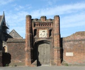 Wolsey's Gate 1