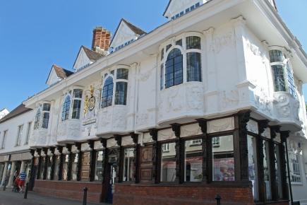 Ancient House, Ipswich